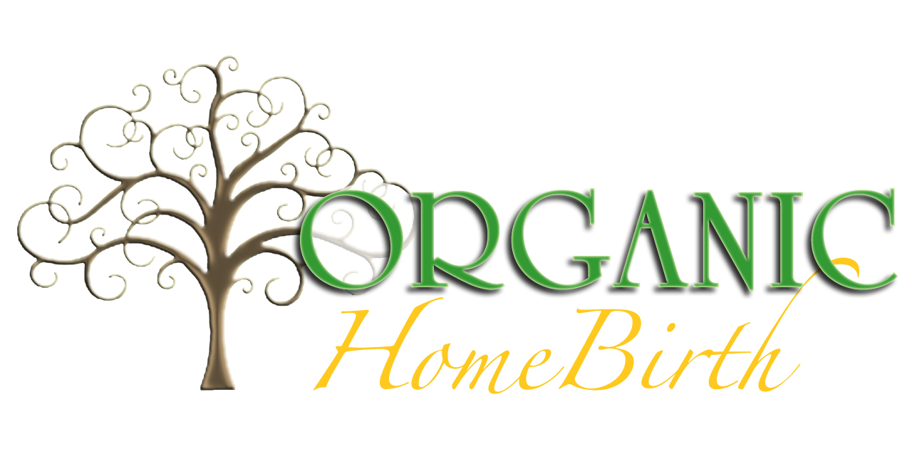 Organic Homebirth logo