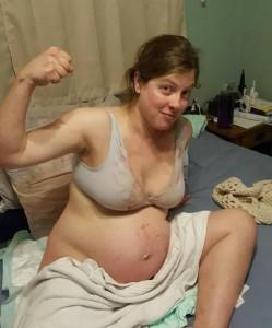 Erica L Birth 3